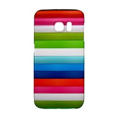 Colorful Plasticine Galaxy S6 Edge