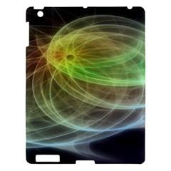 Yellow Smoke Apple Ipad 3/4 Hardshell Case