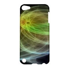 Yellow Smoke Apple iPod Touch 5 Hardshell Case