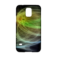Yellow Smoke Samsung Galaxy S5 Hardshell Case