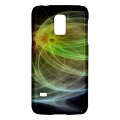 Yellow Smoke Galaxy S5 Mini
