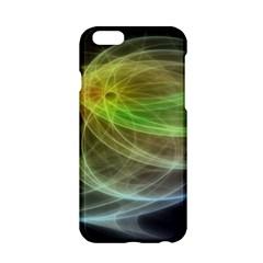 Yellow Smoke Apple iPhone 6/6S Hardshell Case