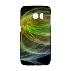 Yellow Smoke Galaxy S6 Edge