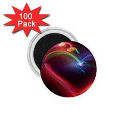 Neon Heart 1.75  Magnets (100 pack)