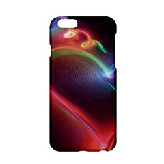 Neon Heart Apple Iphone 6/6s Hardshell Case