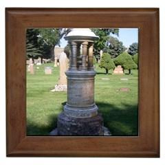 Headstone Pettigrew Framed Tiles