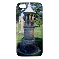 Headstone Pettigrew iPhone 5S/ SE Premium Hardshell Case
