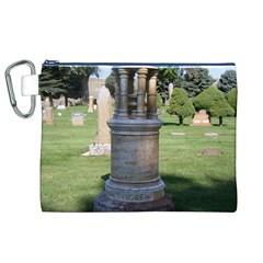 Headstone Pettigrew Canvas Cosmetic Bag (xl)