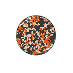 Camouflage Texture Patterns Hat Clip Ball Marker