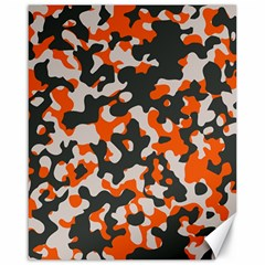 Camouflage Texture Patterns Canvas 16  X 20