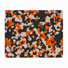 Camouflage Texture Patterns Small Glasses Cloth (2-Side)