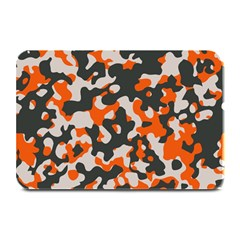 Camouflage Texture Patterns Plate Mats