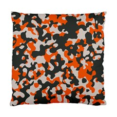 Camouflage Texture Patterns Standard Cushion Case (Two Sides)