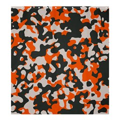 Camouflage Texture Patterns Shower Curtain 66  x 72  (Large)