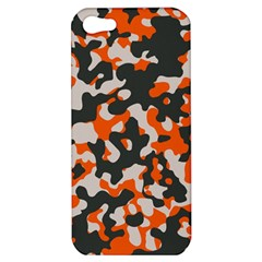 Camouflage Texture Patterns Apple iPhone 5 Hardshell Case