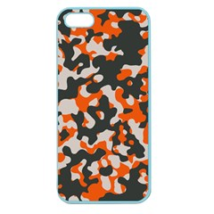 Camouflage Texture Patterns Apple Seamless iPhone 5 Case (Color)