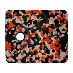 Camouflage Texture Patterns Galaxy S3 (Flip/Folio)