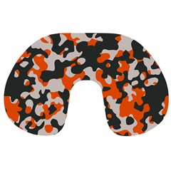 Camouflage Texture Patterns Travel Neck Pillows