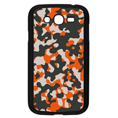 Camouflage Texture Patterns Samsung Galaxy Grand DUOS I9082 Case (Black)