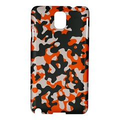 Camouflage Texture Patterns Samsung Galaxy Note 3 N9005 Hardshell Case
