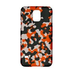 Camouflage Texture Patterns Samsung Galaxy S5 Hardshell Case
