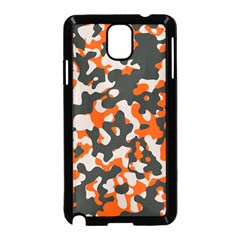 Camouflage Texture Patterns Samsung Galaxy Note 3 Neo Hardshell Case (Black)