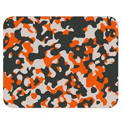 Camouflage Texture Patterns Double Sided Flano Blanket (medium)