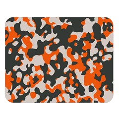 Camouflage Texture Patterns Double Sided Flano Blanket (Large)