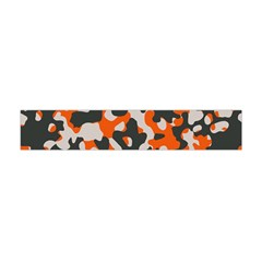 Camouflage Texture Patterns Flano Scarf (mini)