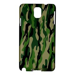 Green Military Vector Pattern Texture Samsung Galaxy Note 3 N9005 Hardshell Case