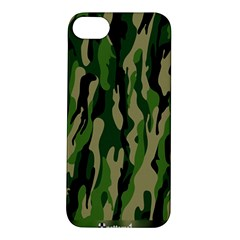 Green Military Vector Pattern Texture Apple Iphone 5s/ Se Hardshell Case