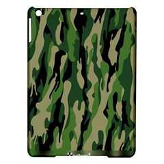 Green Military Vector Pattern Texture Ipad Air Hardshell Cases