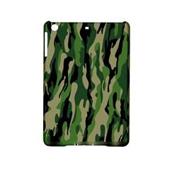 Green Military Vector Pattern Texture Ipad Mini 2 Hardshell Cases