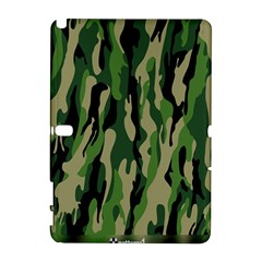 Green Military Vector Pattern Texture Galaxy Note 1