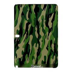 Green Military Vector Pattern Texture Samsung Galaxy Tab Pro 12.2 Hardshell Case