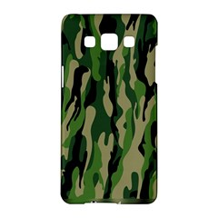 Green Military Vector Pattern Texture Samsung Galaxy A5 Hardshell Case