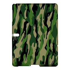 Green Military Vector Pattern Texture Samsung Galaxy Tab S (10.5 ) Hardshell Case
