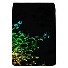 Abstract Colorful Plants Flap Covers (l)
