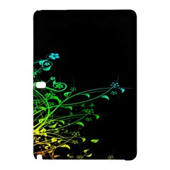 Abstract Colorful Plants Samsung Galaxy Tab Pro 12.2 Hardshell Case