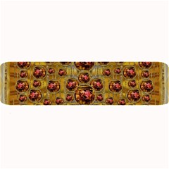 Angels In Gold And Flowers Of Paradise Rocks Large Bar Mats