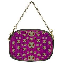 Ladybug In The Forest Of Fantasy Chain Purses (One Side)