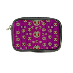 Ladybug In The Forest Of Fantasy Coin Purse