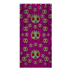 Ladybug In The Forest Of Fantasy Shower Curtain 36  x 72  (Stall)