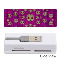 Ladybug In The Forest Of Fantasy Memory Card Reader (Stick)