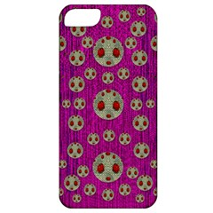 Ladybug In The Forest Of Fantasy Apple iPhone 5 Classic Hardshell Case