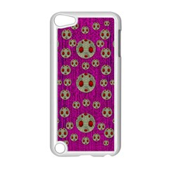 Ladybug In The Forest Of Fantasy Apple Ipod Touch 5 Case (white)