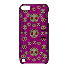 Ladybug In The Forest Of Fantasy Apple iPod Touch 5 Hardshell Case with Stand