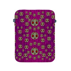 Ladybug In The Forest Of Fantasy Apple Ipad 2/3/4 Protective Soft Cases