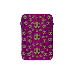 Ladybug In The Forest Of Fantasy Apple iPad Mini Protective Soft Cases
