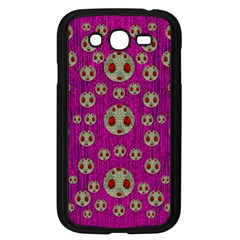 Ladybug In The Forest Of Fantasy Samsung Galaxy Grand DUOS I9082 Case (Black)